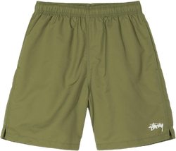 Stock Water Short Green