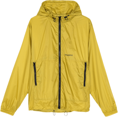 Tech Ripstop Jacket Yellow