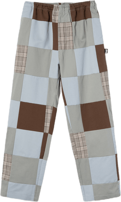 Patchwork Beach Pant Multi