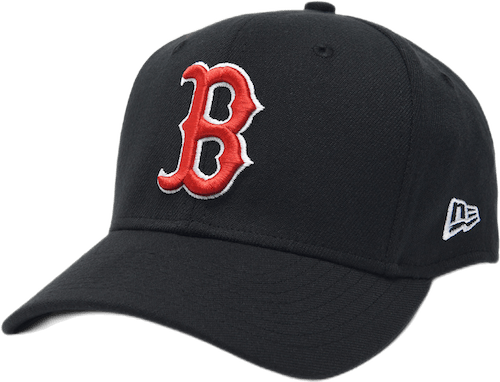 Boston Red Socks Stretch Snap Black