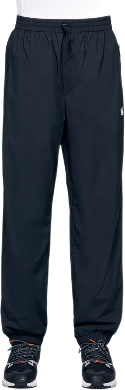 Hampus Trousers Black