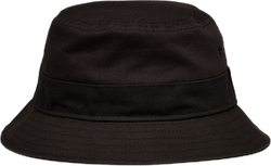 Essential Bucket Hat Black