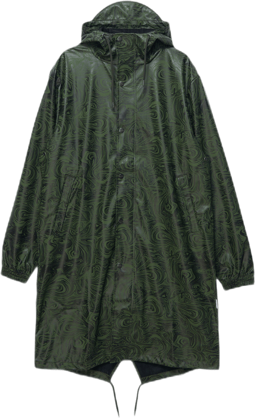 Fishtail Parka Green