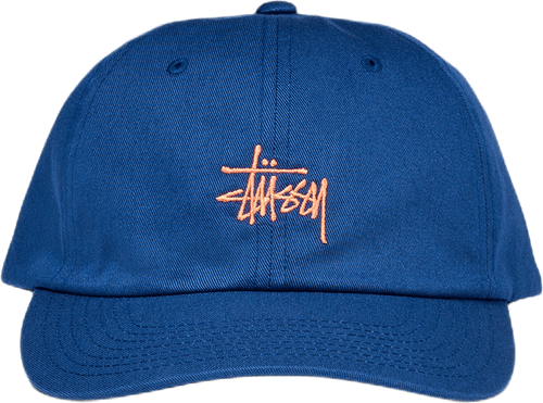 Stock Low Pro Cap Blue