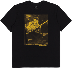 Strummer Stage Tee Black