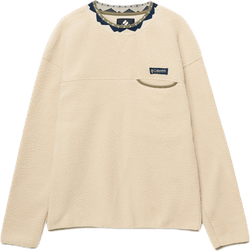 Wapitoo Fleece Pullover White
