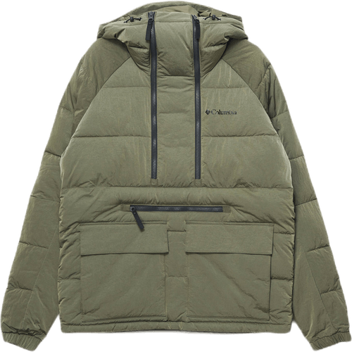 Kings Crest Pullover Jacket Green