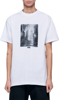 Apparition Heavy Duty Tee White
