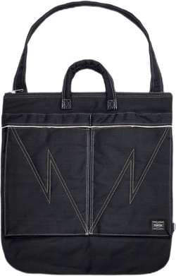 Nhpt . Tote / C-luggage Black