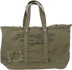 Damage . Tote-s / C-luggage Green