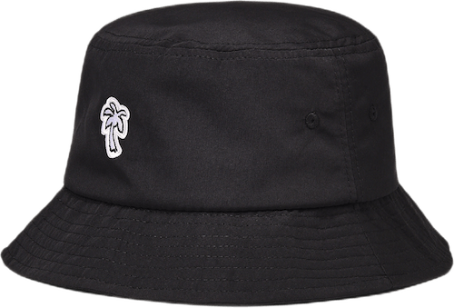 Palm Bucket Hat Black