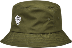 Palm Bucket Hat Green