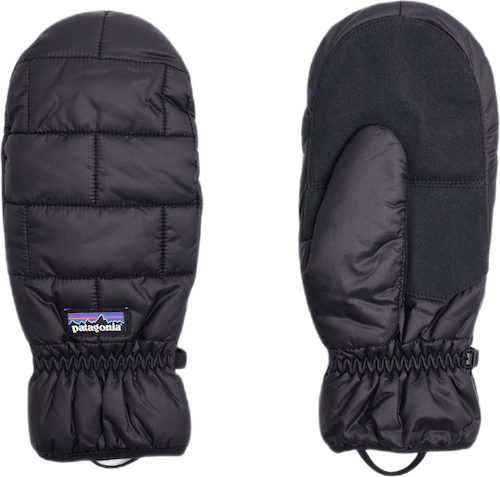 Nano Puff Mitts Black