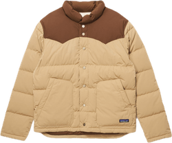 Bivy Down Jkt Brown
