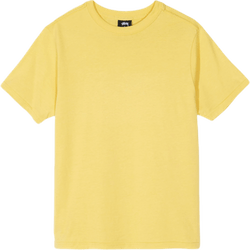 W Smooth Stock Tee Yellow