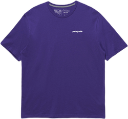 P-6 Logo Organic T-shirt Purple