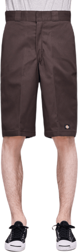 "13"" Multi-pocket Work Shorts Brown"