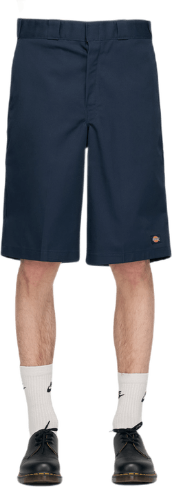 13 Multi-pocket Work Short Blue