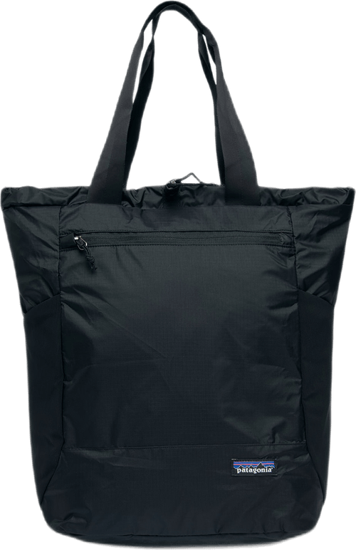 Ultralight Black Hole Tote Pac Black