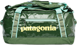 Black Hole Duffel 40l Green