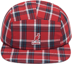 Summer Plaid 5 Panel Red