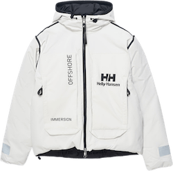 Heritage Hh Arc Reversible Puf White