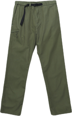Organic Cotton Gi Pants Green