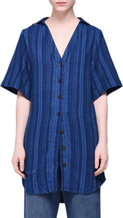 Frida Dress Blue