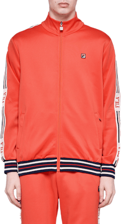Lefty Track Jacket Red