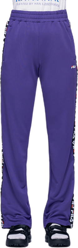 W Thora Track Pants Purple