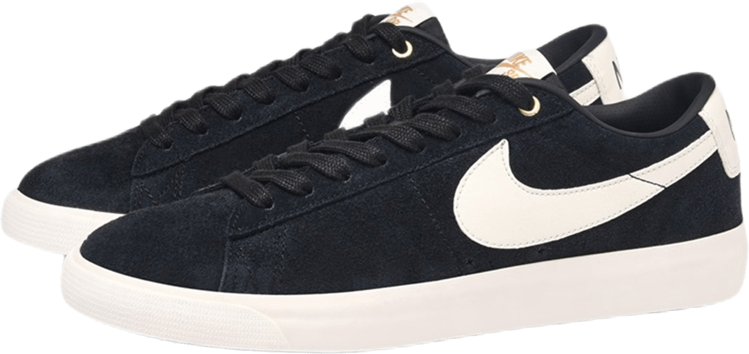Blazer Low Gt Black
