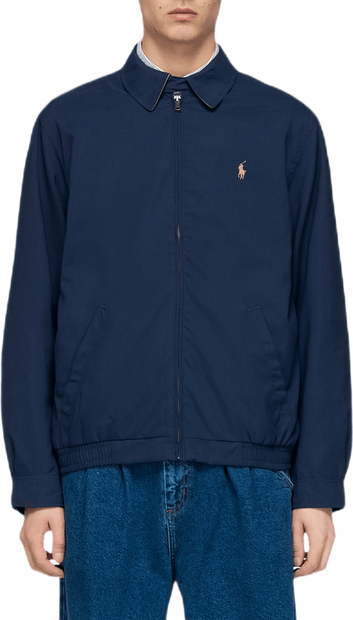 Bi-swing Windbreaker Blue
