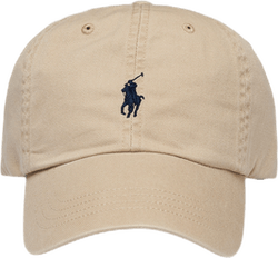 Cotton Chino Ball Cap Khaki