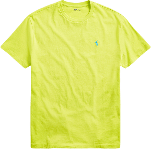 Custom Slim Crewneck T-shirt Green