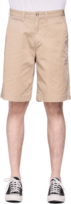 Surpluss Flat Shorts Khaki