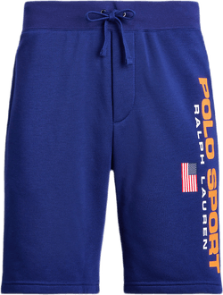 Sport Fleece Short Blue