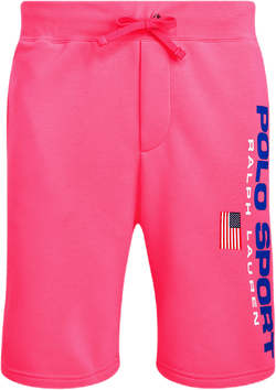 Sport Fleece Short Pink