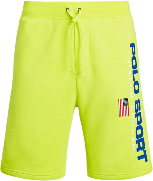 Sport Fleece Short Green