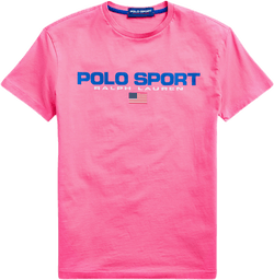 Classic Fit T-shirt Pink