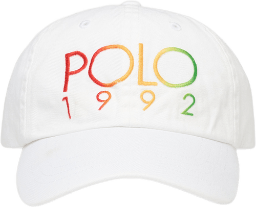 1992 Chino Ball Cap White
