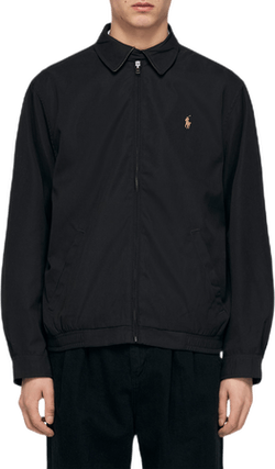 Bi-swing Windbreaker Black
