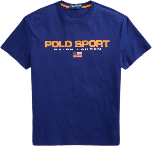 Classic Fit Polo Sport T-shirt Blue
