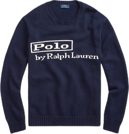 Original Logo Jumper Blue