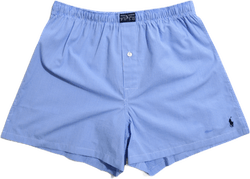 Classic Single Boxer Blue
