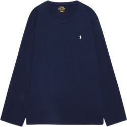 Long Sleeve Sleep Top Blue