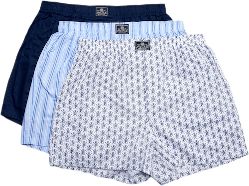 Cotton Boxer 3-pack Multi