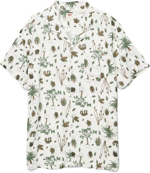 Cubano Shirt Green