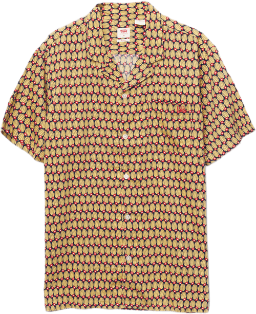 Cubano Shirt Brown