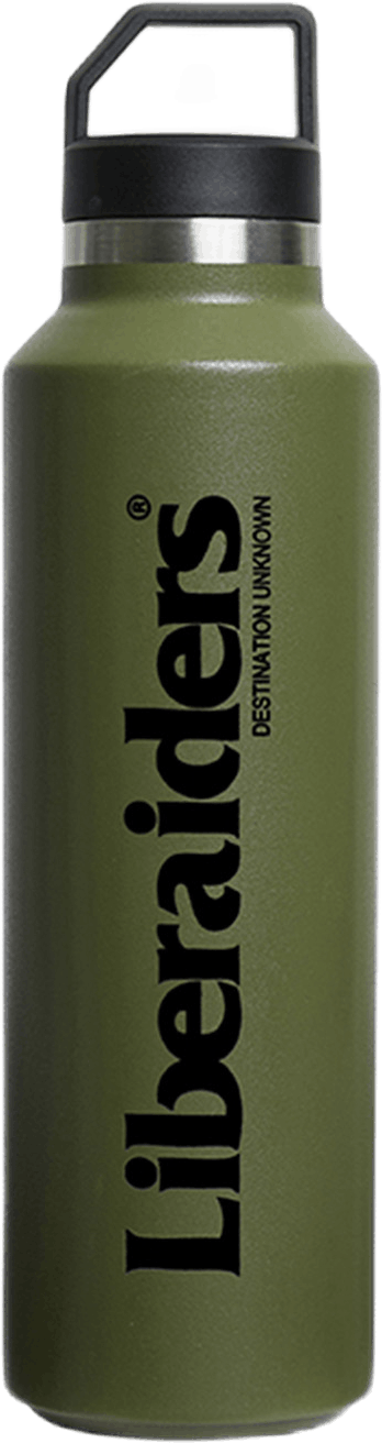 Thermo Bottle Green