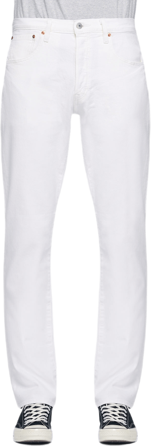 501 ´93 Straight Jeans White